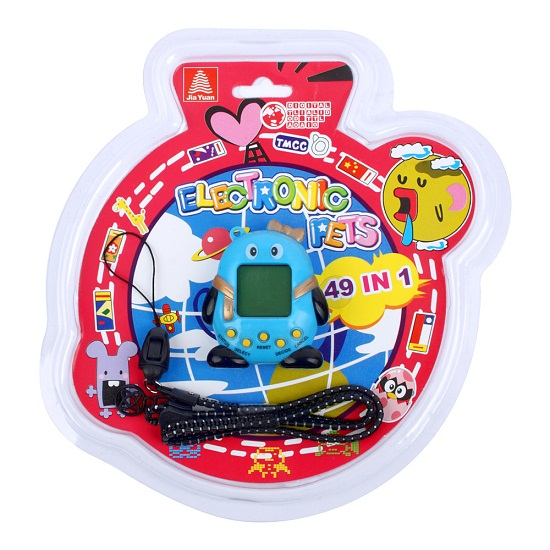 1x-Virtuelles-Haustier-49-in-1-wie-Tamagotchi-Elektronisches-Digi-Pet
